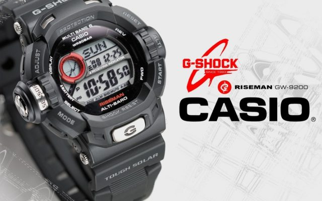 CASİO G-SHOCK